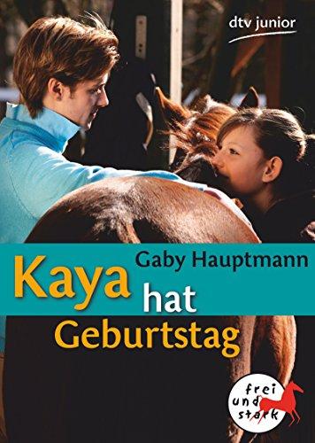 9783423714051: Kaya hat Geburtstag