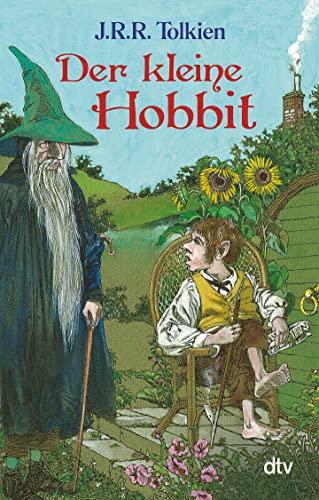 Der kleine Hobbit (Paperback): John Ronald Reuel