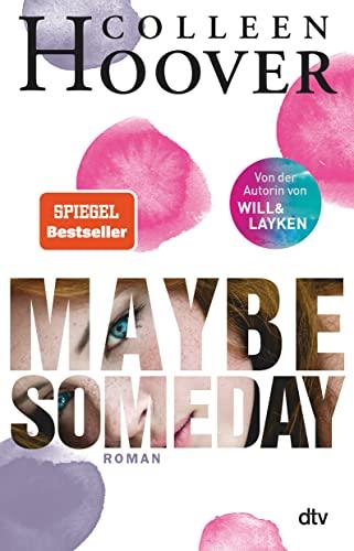 9783423740180: Maybe Someday