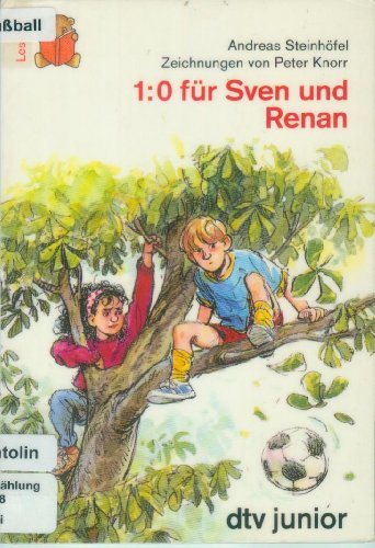 Eins zu null für Sven und Renan: Steinhöfel, Andreas und