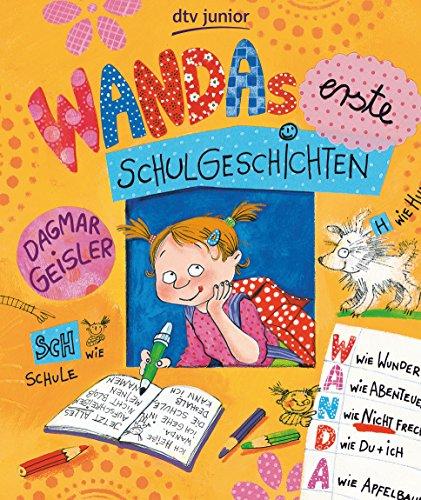 9783423760522: Wandas erste Schulgeschichten