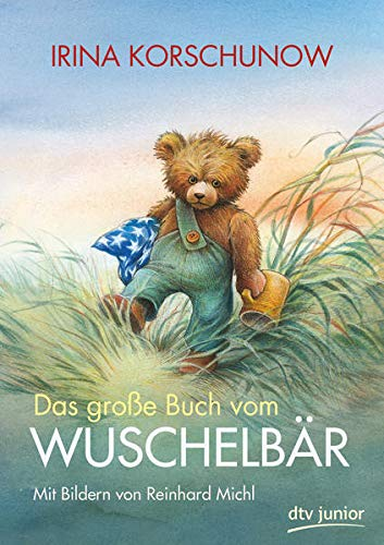 9783423761185: Das gro�e Buch vom Wuschelb�r