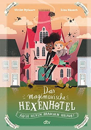 Auch Hexen brauchen Urlaub! (1) Cover