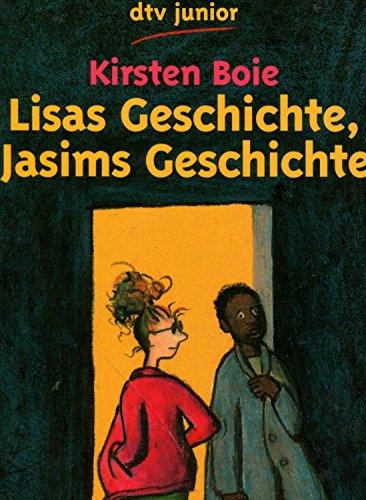 9783423781220: Lisas Geschichte, Jasims Geschichte