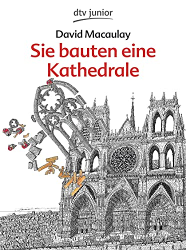 Sie bauten eine Kathedrale: Macaulay, David: