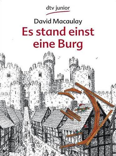 9783423795036: Es stand einst eine Burg.