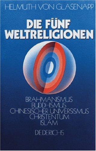 9783424000474: Die fünf Weltreligionen.