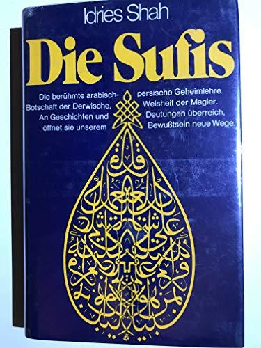 9783424005820: Die Sufis.