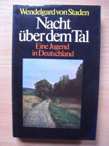 9783424006407: Nacht über dem Tal: Eine Jugend in Deutschland