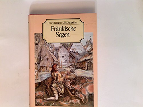 9783424006742: Fränkische Sagen.
