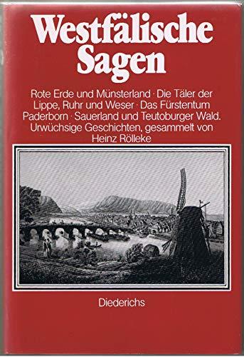 9783424007039: Westfälische Sagen