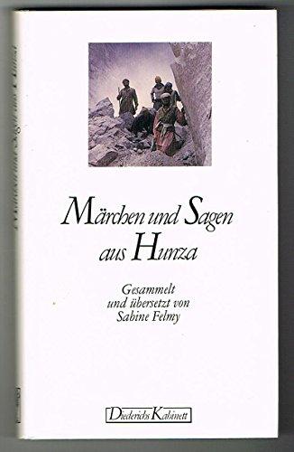 9783424008937: Märchen und Sagen aus Hunza