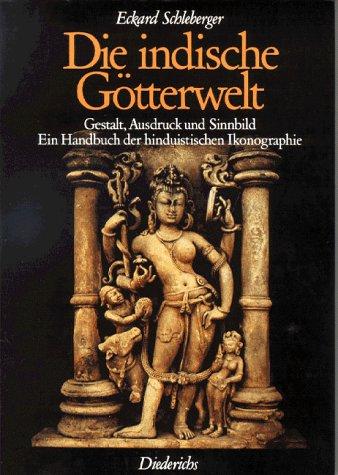 9783424008982: Die indische Götterwelt