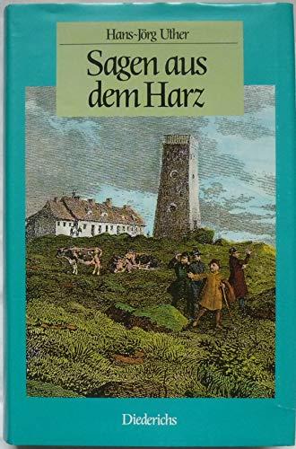 9783424012255: Sagen aus dem Harz