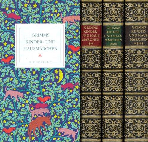 Brüder Grimm : Kinder- und Hausmärchen . Erster Band : Märchen Nr. 1-60 . Zweiter ...