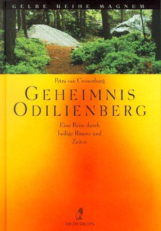 9783424014044: Geheimnis Ottilienberg: Eine Reise Durch Heilige Raume Und Zeiten
