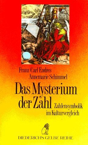 9783424014587: Diederichs Gelbe Reihe, Bd.52, Das Mysterium der Zahl