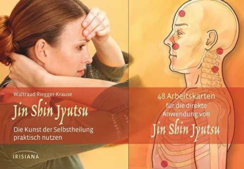 9783424151855: Jin Shin Jyutsu-Set: Die Kunst der Selbstheilung praktisch nutzen. Buch mit 48 Karten