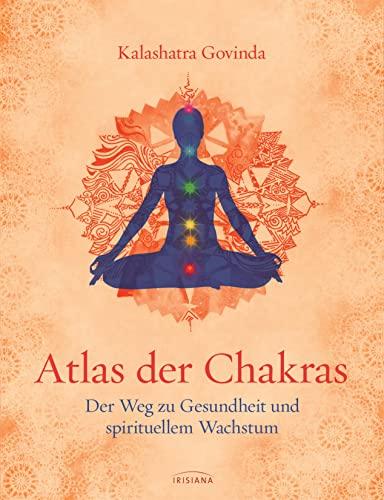 9783424151923: Atlas der Chakras