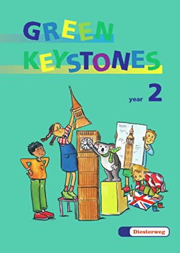9783425021423: Green Keystones 2. Activity Book: Arbeitsheft für den Englischunterricht in Klasse 2
