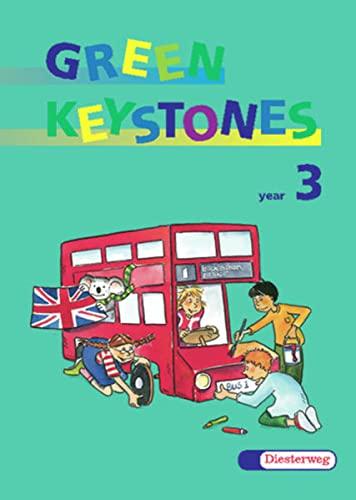 9783425021430: Green Keystones 3. Activity Book: Activity book 3
