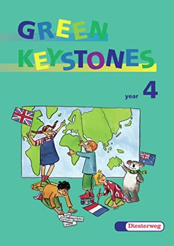 9783425021447: Green Keystones 4. Activity Book: Activity book 4