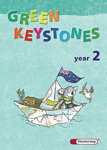 9783425021829: Green Keystones 2. Activity book