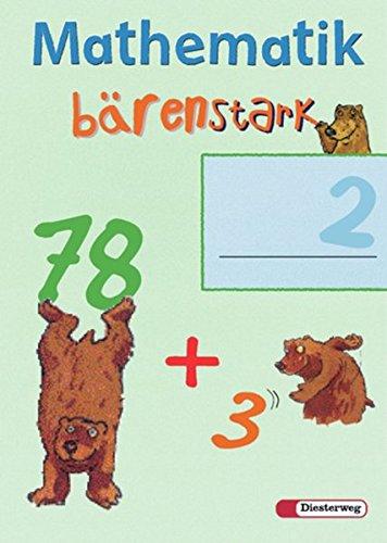 9783425023120: Mathematik Bärenstark. Arbeitsheft 2.