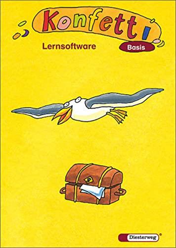 9783425023342: Konfetti Basis. Lernsoftware CD-ROM für Windows ab 98/2000/NT 4.0/XP/Mac
