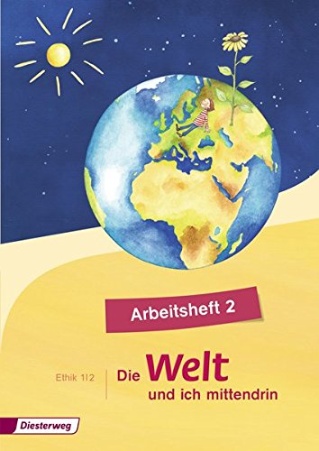 9783425023830: Die Welt - und ich mittendrin 2. Arbeitsheft