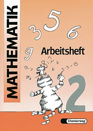 9783425029764: Mathematik-Übungen, Arbeitsheft, H.2