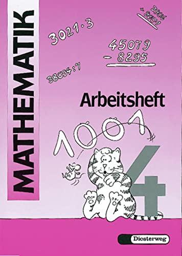 9783425029788: Mathematik-Übungen. Arbeitsheft 4