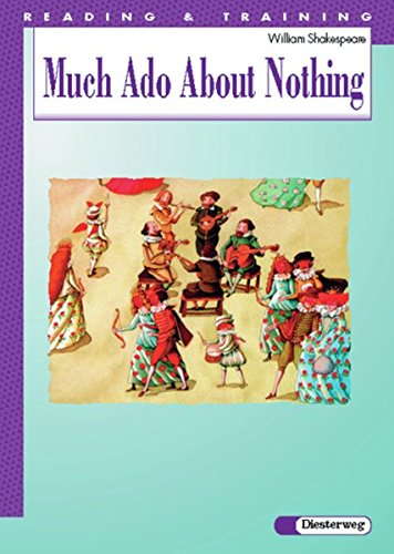 Much Ado About Nothing: 5./6. Lernjahr: Shakespeare, William Text