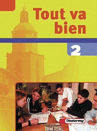 9783425036212: Tout va bien. Unterrichtswerk für den Französischunterricht, 2. Fremdsprache: Tout va bien 2 Schülerband. 8. Schuljahr