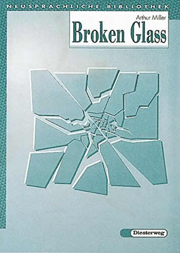 9783425040332: Broken Glass: A Play in Two Acts