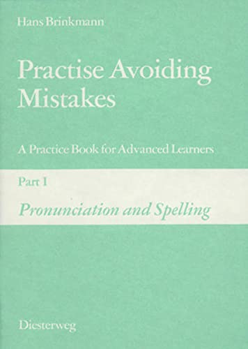 9783425041216: Practice Avoiding Mistakes: Vol 1