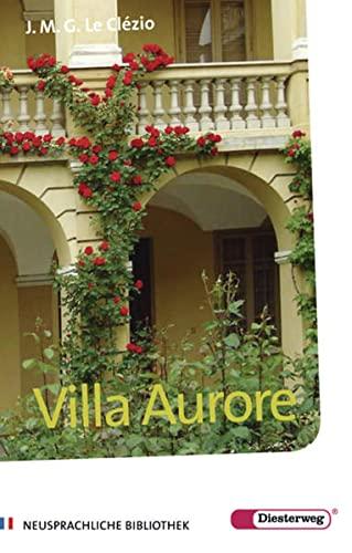 9783425041988: Villa Aurore: Nouvelle