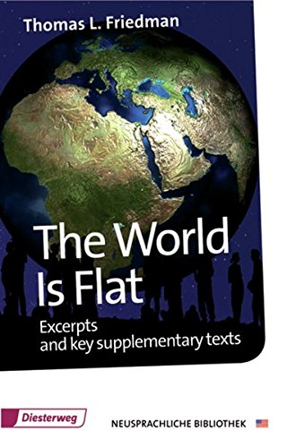 9783425048109: THE WORLD IS FLAT