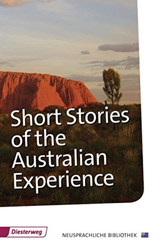 9783425048253: Short Stories of the Australian Experience: Textbook