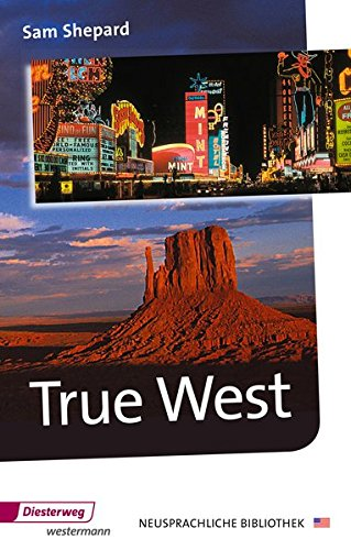9783425048406: True West: With Additional Materials