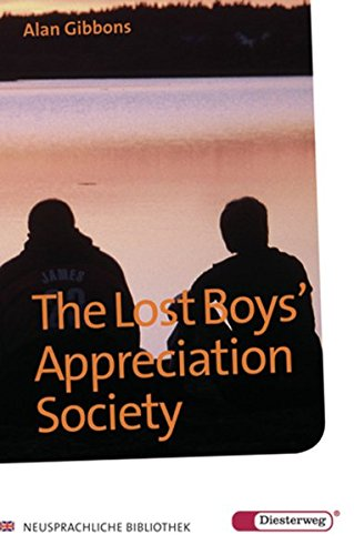 9783425048512: The Lost Boys' Appreciation Society