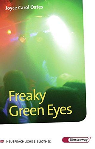 9783425048536: Freaky Green Eyes