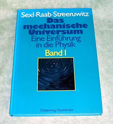 9783425050614: Das mechanische Universum, Bd 1