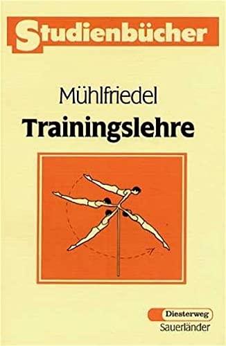 9783425051215: Trainingslehre (Lernmaterialien)