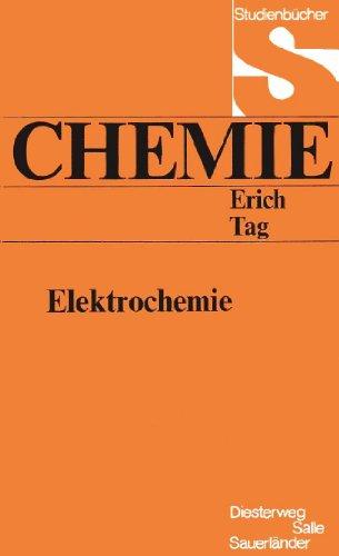 9783425053882: Elektrochemie.