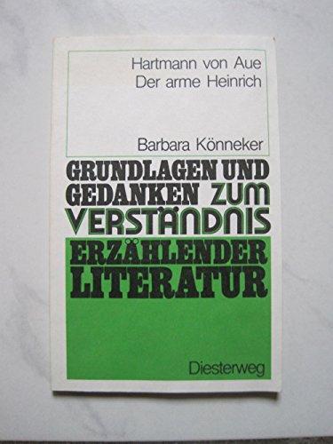 9783425060446: Hartmann von Aue: Der arme Heinrich