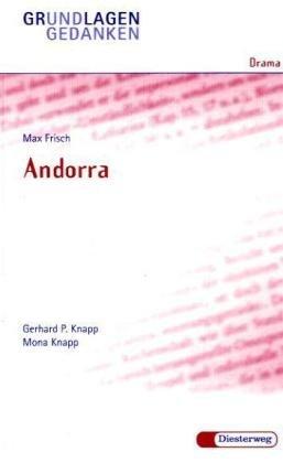 9783425060712: Grundlagen Und Gedanken: Andorra - Von G P & M Knapp (German Edition)