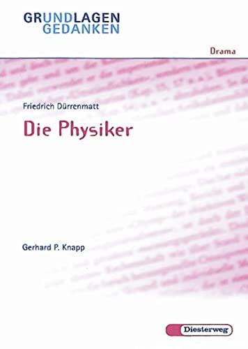 9783425060798: Grundlagen Und Gedanken: Die Physiker - Von G P Knapp
