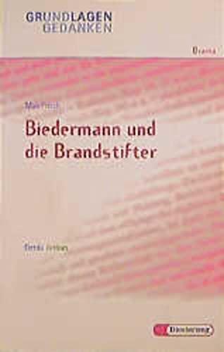 9783425060859: Biedermann und die Brandstifter - von G Jordan