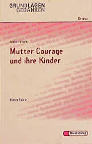 9783425060897: Mutter Courage - von D Thiele